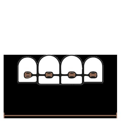 יישור שיניים | אורתודונטיה